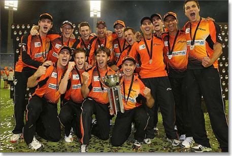 Perth Scorchers Big Bash League
