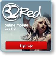 32Red mobile pokies gambling casino
