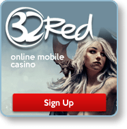 32Red mobile gambling casino