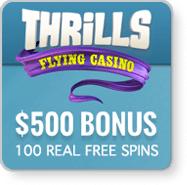 Thrills Casino mobile pokies gambling app