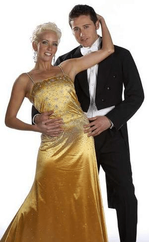 Tom Waterhouse Dancing with the Stars