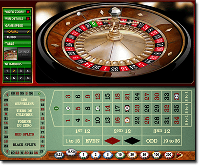 Online roulette games Microgaming