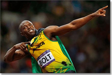 Usain Bolt betting