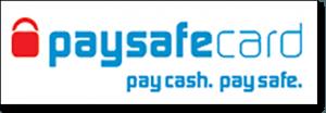 Paysafecard online gambling deposit option