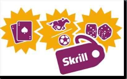 Skrill online gambling deposit option