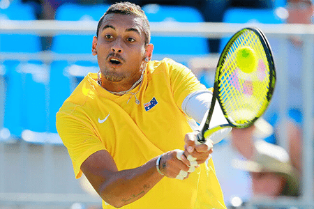 Nick Kyrgios betting
