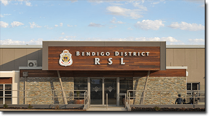 Bendigo District RSL venue for pokies