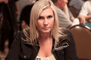 Jackie Glazier - Top 10 Aussie poker player