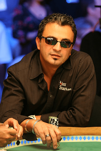 Joe Hachem - #1 poker player in Australia