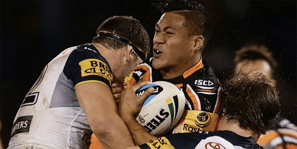 West Tigers Tim Simona guilty